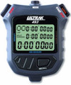 ULTRAK 493 300-Lap Memory Stopwatch, Countdown Timer, Pacer