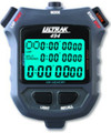 ULTRAK 494 Backlit 300-Lap Stopwatch, Countdown Timer, Pacer