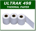 PRINTER PAPER: ULTRAK 498-PAPER for ULTRAK 498 Printing Stopwatch