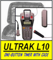 ULTRAK L10+CASE Multi-Lane Printing Timer with One Lane Button and Carrying Case