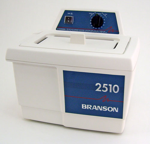 B2510 ultrasonic cleaner
