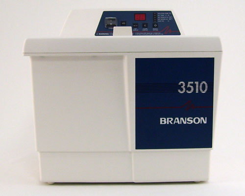 B3510 ultrasonic cleaner