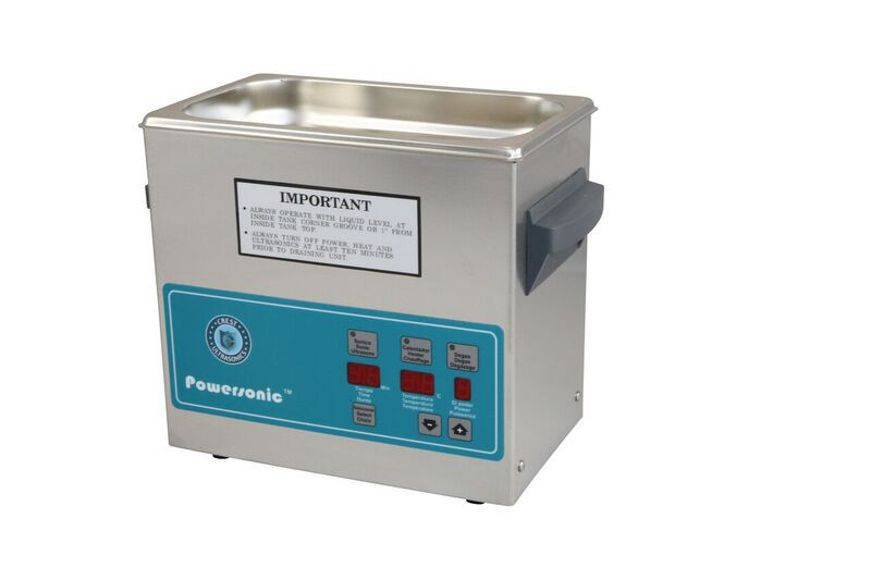 P230D Crest Ultrasonic Cleaner