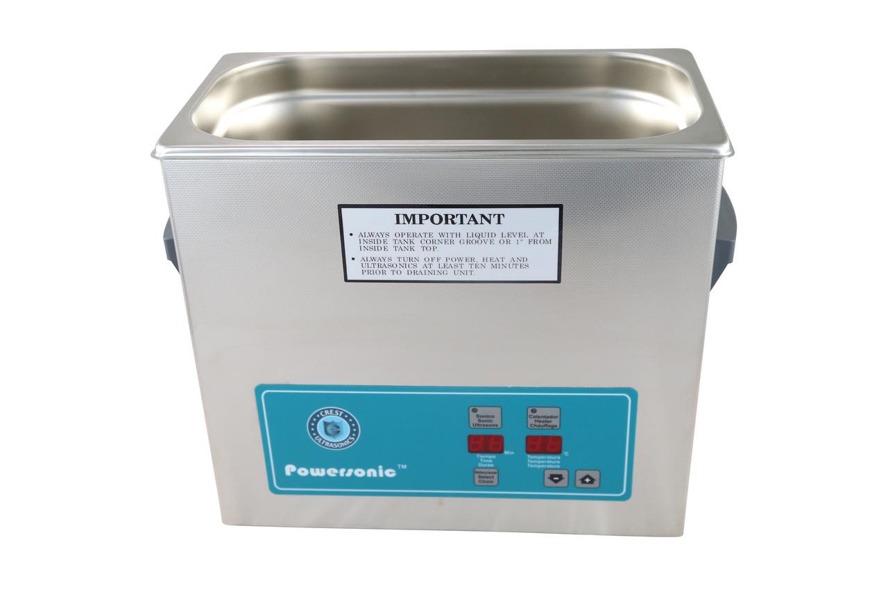 P360H Crest Ultrasonic Cleaner