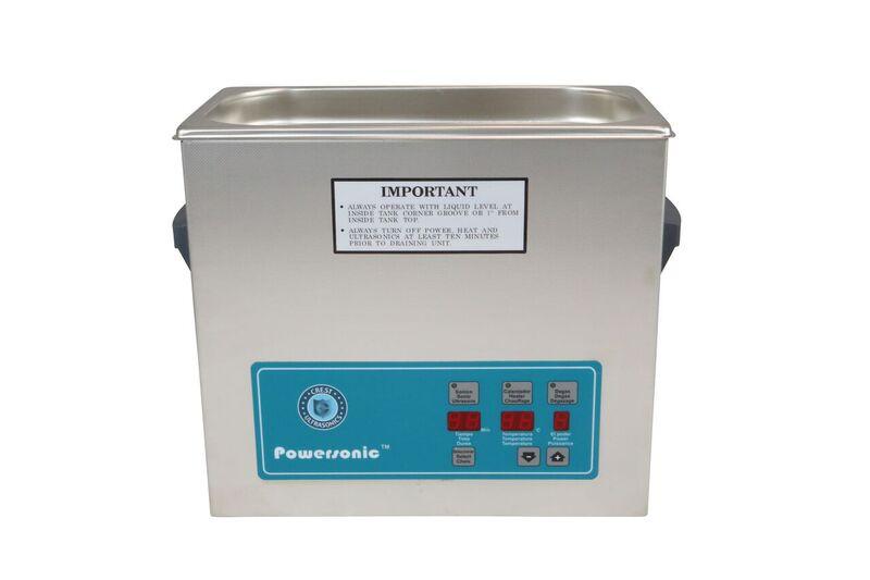 P500D Crest Ultrasonic Cleaner