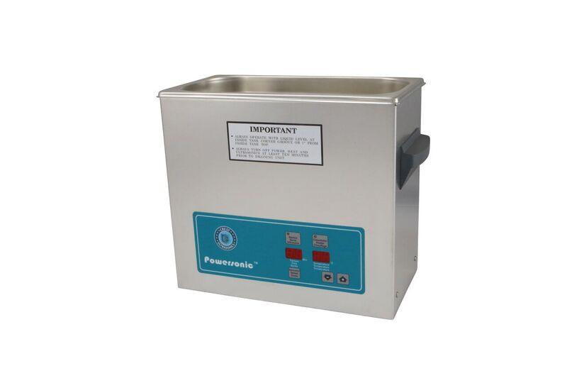 Crest P500 Ultrasonic Cleaner - 1 1/2 gallon