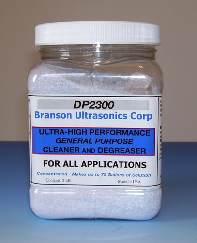 Branson GPP General Purpose Powdered Concentrate