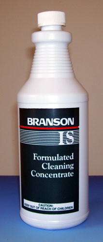 Branson IS Industrial Strength Cleaner