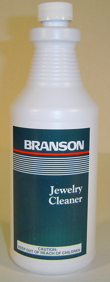 Branson JC Jewelry Cleaning Concentrate