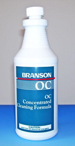 Branson OC Optical Cleaner