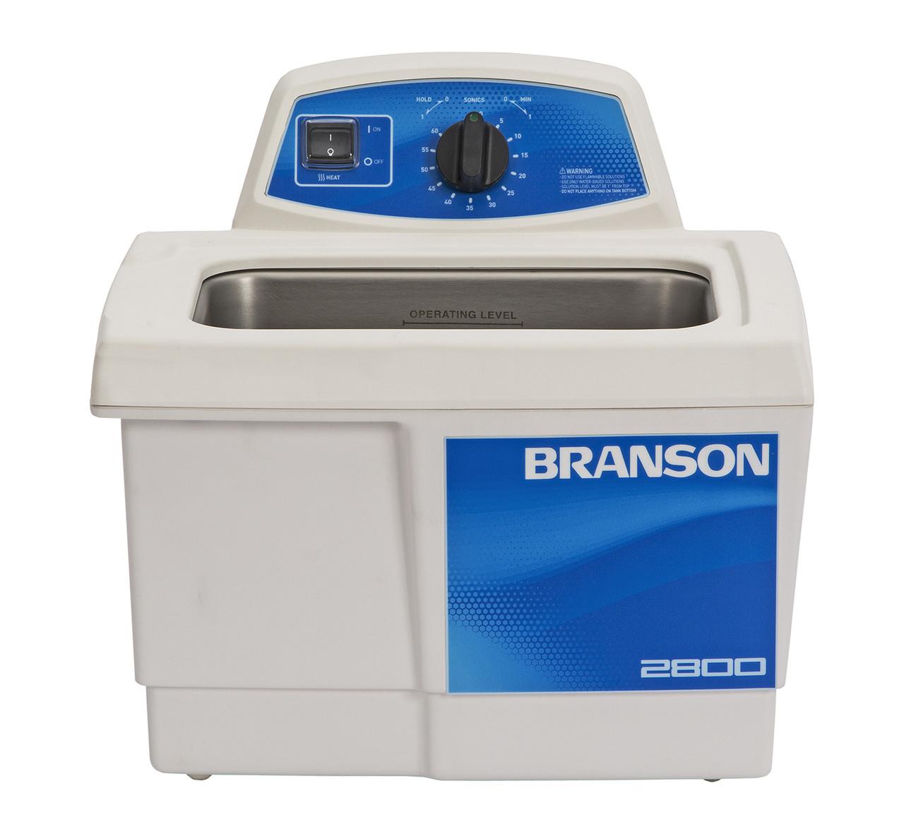 Branson M2800H Ultrasonic Cleaner