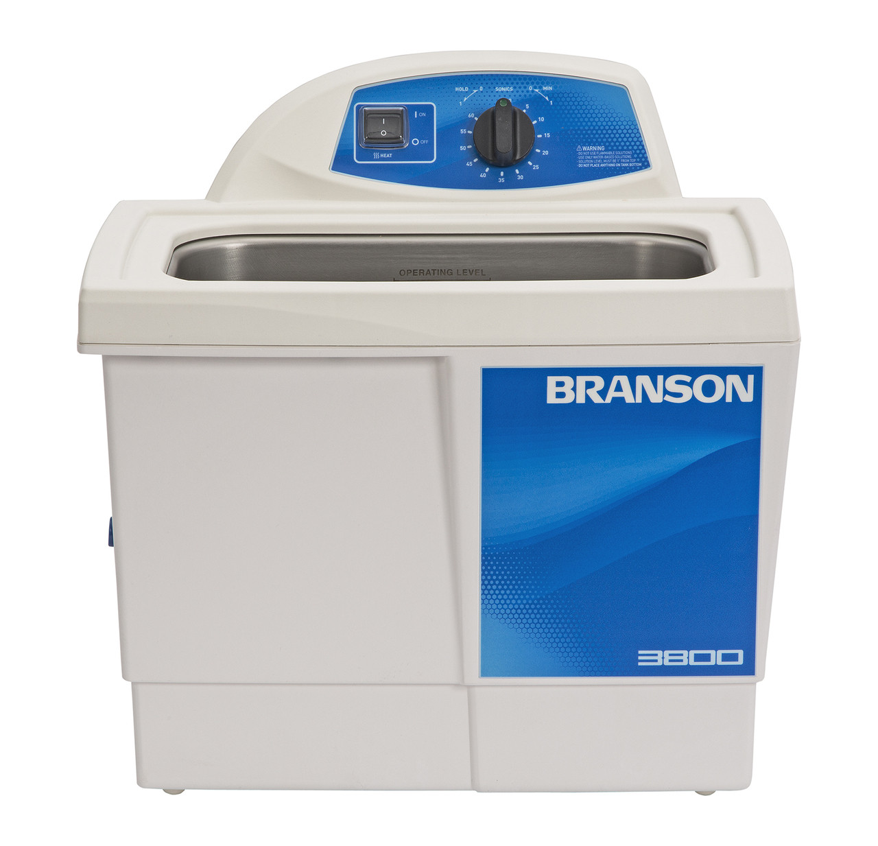 Branson M3800H Ultrasonic Cleaner