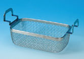 Branson Stainless Steel Mesh Basket