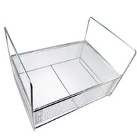 Stainless steel basket for DHA-1000 ultrasonic tank