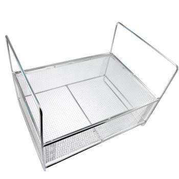Stainless steel basket for DHA-1000 ultrasonic tank