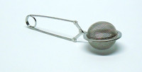 Stainless Steel Clamshell Basket