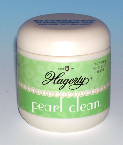Pearl Cleaner - Includes cleaning basket inside!