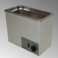 Sonicor S-150 Ultrasonic Cleaner, Model S-150TH Shown.