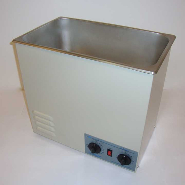 Sonicor S-311 Ultrasonic Bath, Model S-311TH Shown.