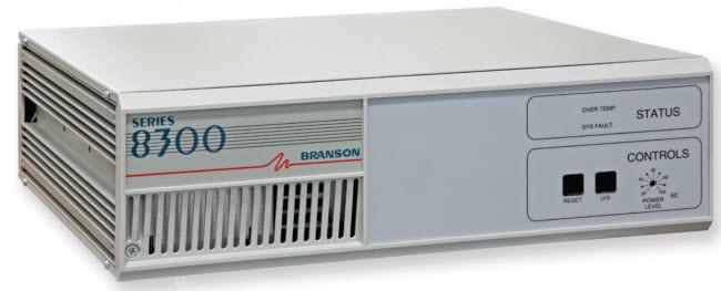 Branson 8300 Ultrasonic Generator