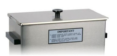 Crest Stainless Steel Tank Cover