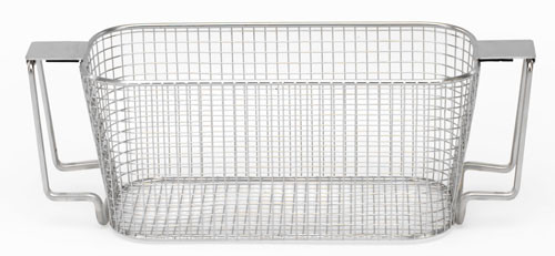 Crest Stainless Steel Mesh Basket