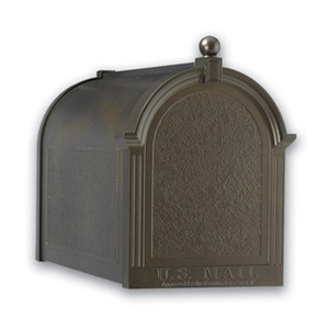 Capital Streetside Custom Mailbox - Whitehall