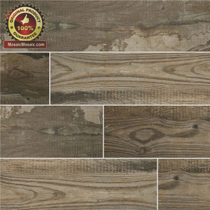 Salvage Musk 6 x 40 Wood Look Porcelain Tile