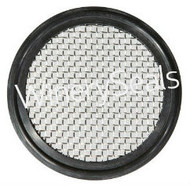 "1.50"" EPDM 10 Mesh Screen Gasket"
