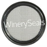 "1.50"" Buna-N 20 Mesh Screen Gasket"
