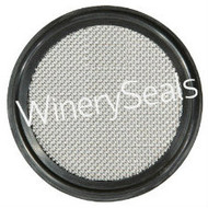"2.50"" Buna-N 20 Mesh Screen Gasket"