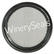 "3.0"" Buna-N 20 Mesh Screen Gasket"