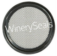 "3.0"" EPDM 20 Mesh Screen Gasket"