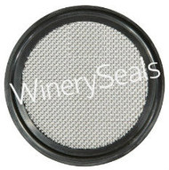 "4.0"" EPDM 20 Mesh Screen Gasket"