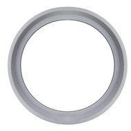 "1.5"" White Silicone Bevel Seat Sanitary Gasket"