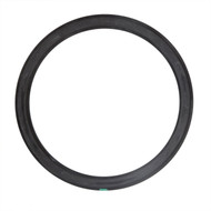 "2.5"" Black EPDM I-Line Style Sanitary Gasket"