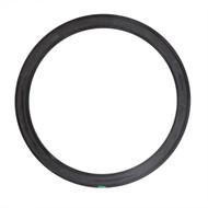"6.0"" Black Buna I-Line Style Sanitary Gasket"