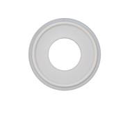 ".50"" White Silicone Sanitary Gasket"
