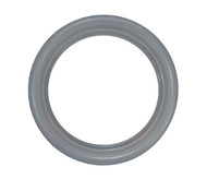 "2.50"" Clear Silicone Sanitary Gasket"