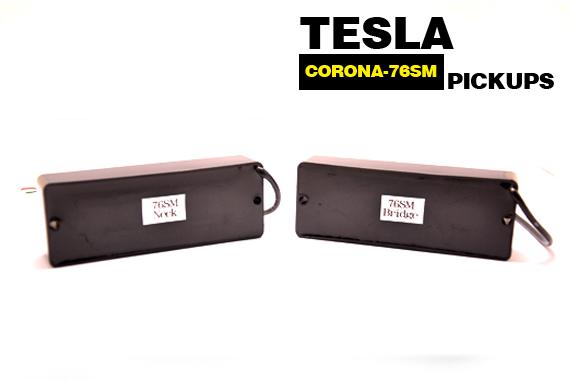 Peachy Tesla Corona 76Sm Bass Pickups Sv Guitars Wiring Cloud Hisonuggs Outletorg