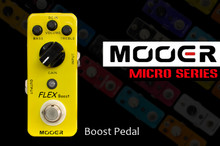 Mooer Flex Boost (Copy of Xotic AC Boost)