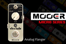 Mooer Eleclady (Copy of EHX Electric Mistress)