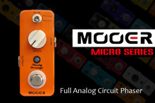 Mooer Ninety Orange (Copy of MXR Phase 90)