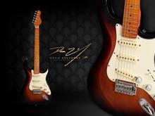 Dean Zelinsky Private Label - Tagliare Standard M Z 3 Tone Sunburst