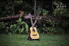 St Paul STG-8 EQ Traveller Guitar