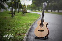 M.Tyler Guitars STA OM-10C Acoustic Guitar