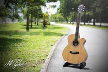 M.Tyler Guitars STA OM-30C NA Acoustic Guitar
