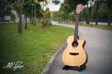 M.Tyler Guitars MTT OM100 CEQ w/ Fishman Preamp NA Acoustic Guitar
