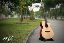 M.Tyler Guitars MTT OM500 CEQ NA w/ Fishman PreampAcoustic Guitar