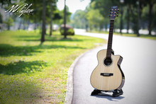 M.Tyler Guitars OM-5000 w/LR Baggs SPE Acoustic Guitar